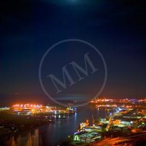Mobile Docks - Full Moon