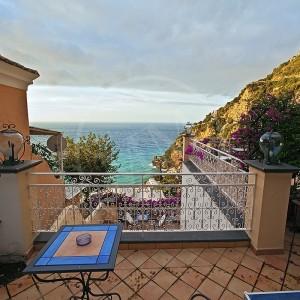 The Amalfi Coast of Italy - 1