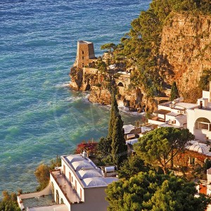 The Amalfi Coast of Italy - 3