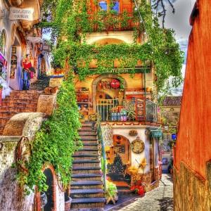 The Amalfi Coast of Italy - 41