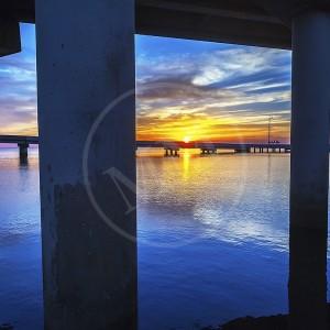 Sunset - Mobile, Alabama - 1