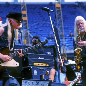 Johnny and Edgar Winter - 1