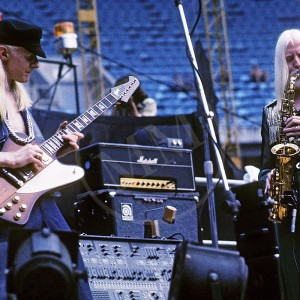 Johnny and Edgar Winter - 2